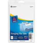 shopping online for avery printable hanging file tabs  - broad selection - sku: ave05226