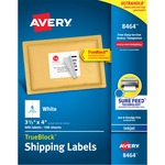 lower prices on avery white inkjet shipping labels - professional customer care staff - sku: ave8464