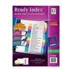get the lowest prices on avery ready index table of contents reference dividers - top notch customer support - sku: ave11125
