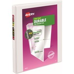 order avery durable reference view binders - us-based customer service team - sku: ave17002