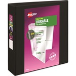 avery durable reference view binders - toll-free customer service - sku: ave17031