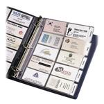 shopping for avery tabbed business card pages  - rapid shipping - sku: ave25410