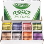 reduced prices on crayola large classpack crayons - fast delivery - sku: cyo528038