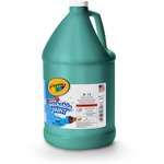 search for crayola 1 gallon washable paints  - toll free ordering - sku: cyo542128044