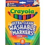 buying crayola washable bold markers - outstanding customer support - sku: cyo587832