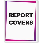 large variety of c-line clear report covers - outstanding customer service team - sku: cli31357