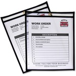 searching for c-line stitched vinyl shop ticket holders  - professional customer service - sku: cli46911
