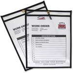 buy c-line stitched vinyl shop ticket holders - outstanding customer care - sku: cli46912