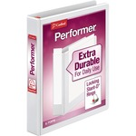 buy cardinal xtravalue clear vue locking d-ring binders - excellent customer care - sku: crd19010