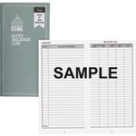 lower prices on dome publishing auto mileage log - spend less - sku: dom770