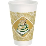 huge selection of dart cafe g design foam cups - shop with us and save money - sku: drc16x16g