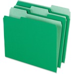 esselte 1 3 cut recyclable top tab file folders - sku: ess15213bgr - outstanding customer care team