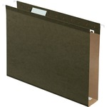shop for esselte standard green hanging folders - outstanding customer care - sku: ess4152x2