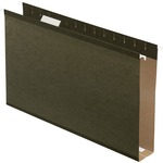 get esselte standard green hanging folders - professional customer service - sku: ess4153x2