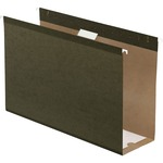 wide assortment of esselte standard green hanging folders - easy online ordering - sku: ess4153x4