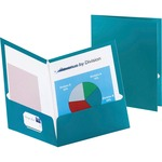 shop for esselte metallic two pocket folders  - toll free ordering - sku: ess5049561