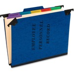shopping online for esselte hanging style personnel folders - terrific prices - sku: essser2bl