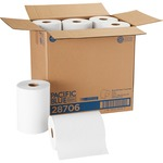 georgia pacific envision white hardwood roll towels - order online - sku: gep28706