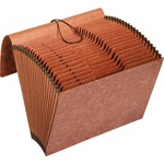 shop for globe weis hvy-duty a-z accordion files w  flaps - free shipping offer