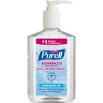 pick up gojo purell instant hand sanitizer pump bottles - shop and save - sku: goj965212cmrea