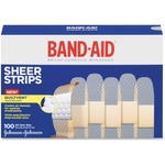 discounted pricing on johnson band-aid sheer adhesive bandages - top rated customer support staff - sku: joj4634