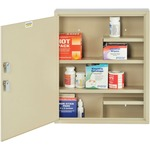 get the lowest prices on mmf industries dual-locking steel drug cabinet - ships fast   free - sku: mmf2019065d03