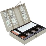 discounted pricing on mmf industries combination lock portable cash box  - ships quickly - sku: mmf221619003