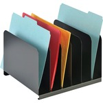 search for mmf industries steel vertical organizers - large selection - sku: mmf2646bla