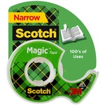 discounted pricing on 3m scotch magic transparent tape w dispenser - outstanding customer care team - sku: mmm119