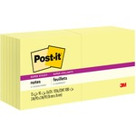 get the lowest prices on 3m post-it super sticky canary pads  - top brands at low prices - sku: mmm65412sscy