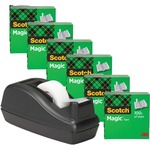 in the market for 3m scotch deluxe dispenser and tape value pack  - top rated customer service - sku: mmm810c40bk