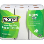buying marcal small steps u-size-it roll paper towels - spend less - sku: mrc6181ct