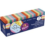 pacon assorted colors blank flash cards - reduced prices - sku: pac74170