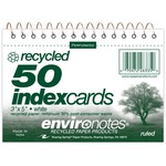 shop for roaring spring spiralbound ruled index cards - excellent deals - sku: roa28335