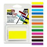 pick up redi-tag plain removable message tags - excellent pricing - sku: rtg20202