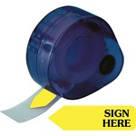shop for redi-tag sign here arrow message tags - outstanding customer care staff - sku: rtg81014