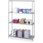 looking for safco wire shelving and extra shelf add-ons  - free shipping - sku: saf5291gr