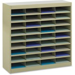 shopping online for safco e-z stor steel literature organizers  - qualifies for free shipping - sku: saf9221tsr