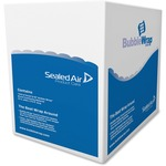 large supply of sealed air bubble aircellular cushioning material - ships quickly - sku: sel88655