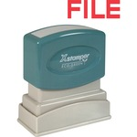 large variety of xstamper file title stamp - wide selection - sku: xst1051