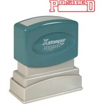 lower prices on xstamper posted open space title stamp - top notch customer service - sku: xst1211