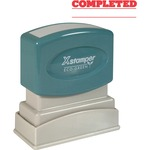large supply of xstamper completed stamp - ships quickly - sku: xst1214