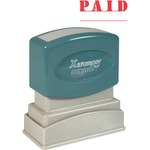 pick up xstamper paid title stamp - quick shipping - sku: xst1221
