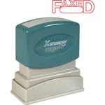 buy xstamper faxed title stamps - broad selection - sku: xst1350