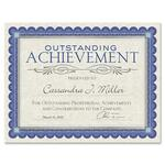 shopping online for southworth foil-enhanced parchment certificates - easy online ordering - sku: souct1r