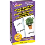 in the market for trend spanish skill home words flash cards   - reduced prices - sku: tept53015