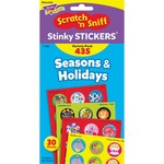 shopping for trend seasons   holidays stickers  - new lower prices - sku: tept580