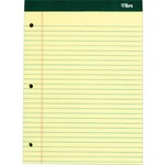 tops extra sturdy letter-trim perforated legal pads - professional customer service staff - sku: top63387