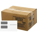 find tops double window 1099 envelopes - rapid delivery - sku: topb2222