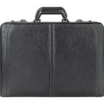 get us luggage leather expandable computer attache - fast delivery - sku: usl4714